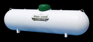 325 gallon propane tank